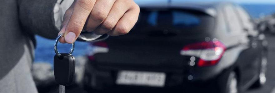 avantages liés à la location de voiture