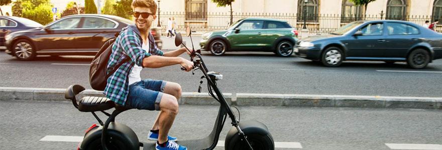 scooter électrique
