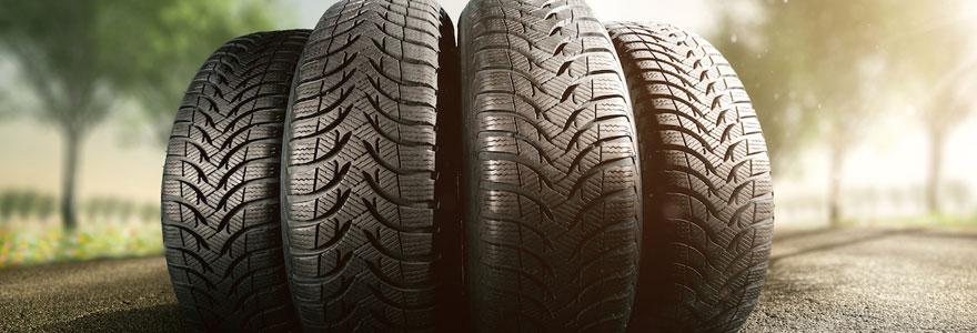 Remplacer les pneus de son auto