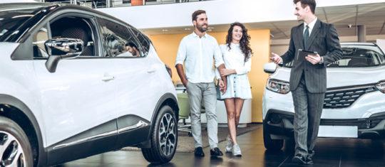 Mandataire automobile pour l'achat de voiture