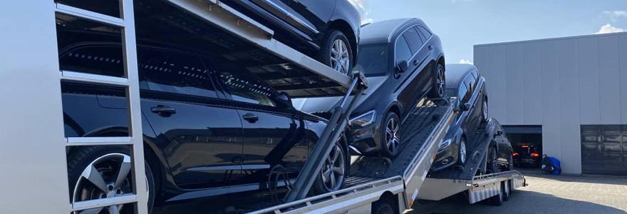 exportation d'un véhicule hors de l'UE